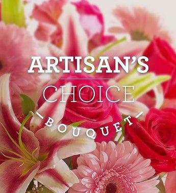 Artisan's Choice Bouquet - Medium - 1-800-Flowers