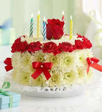 birthday flower bouquet, cake decorating schools