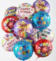 Air-Rangement - Congratulations Mylar Balloons - One Dozen