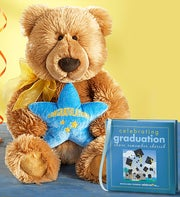 Bear with Congratulations Star