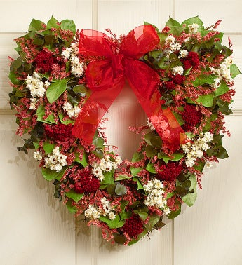 Act of Love Heart Wreath
