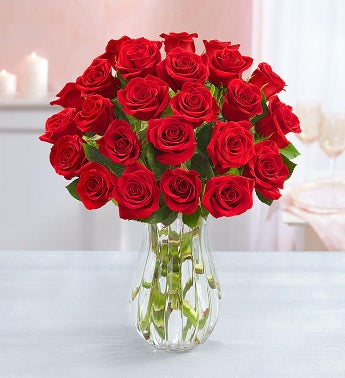 The meanings of red roses from roseforlove com