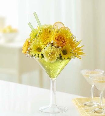 Lemon Martini Bouquet