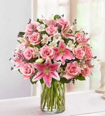 The Meanings Of Pink Roses Light Bright