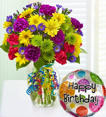 It's Your Day Bouquet� Happy Birthday
