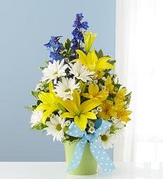 Little Boy Blue Bouquet - Small
