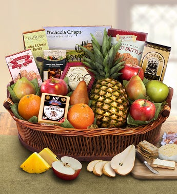 Fruit Basket - 1800baskets.com