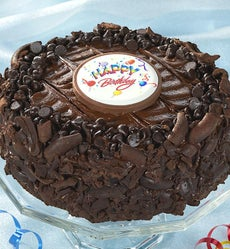 Junior's Happy Birthday - Devil's Food Cheesecake