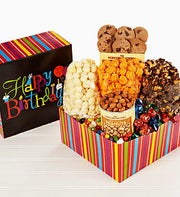 The Popcorn Factory Birthday Wishes Box