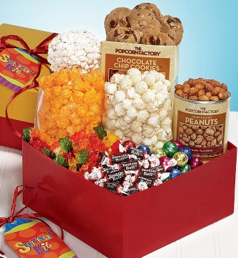 The Popcorn Factory� Survival Kit Sampler Box