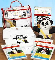 Little Pim Language Learning Gift Sets