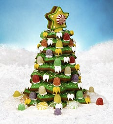 Holiday Gingerbread Tree Kit