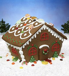 Holiday Gingerbread Chalet Kit