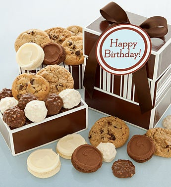 Cheryl's Happy Birthday Classic Cookie Bundle