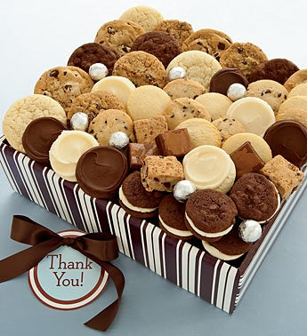 Cheryl's Thank You Dessert Tray