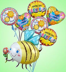 Bumble Bee Mylar Bundle - Large