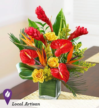 Tropical Paradise - Medium - 1-800-Flowers