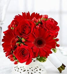 All Red Petite Bouquet