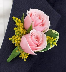 Spring Ring Bearer Boutonniere