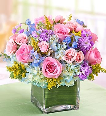 Pastel Centerpiece Package - Set of 10