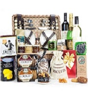 Deluxe Picnic Basket