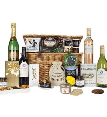 Splendid Gift Basket