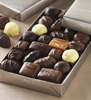 Fannie May Milk & Dark Chocolate Assortment 1lb.