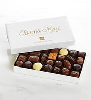 Fannie May Milk & Dark Chocolate Assortment 2 lb