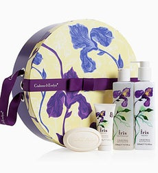 Crabtree & Evelyn Iris Hat Box