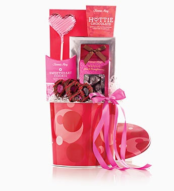 Fannie May� Hugs & Kisses Gift Tin