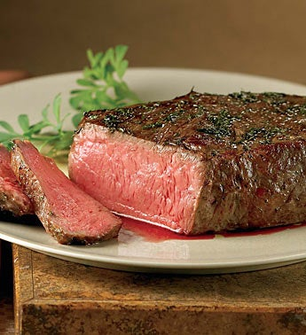Stock Yards NY Strip Steak USDA Prime or Choice