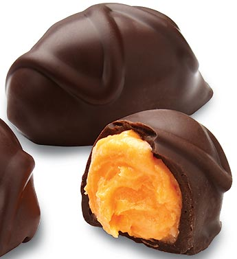 Fannie May Dark Chocolate Covered Orange Creams