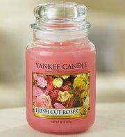 Fresh Cut Roses Yankee Candle�