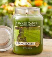 Riding Mower? Yankee Candle�