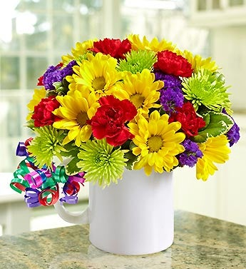 It's Your Day Bouquet - Mugable