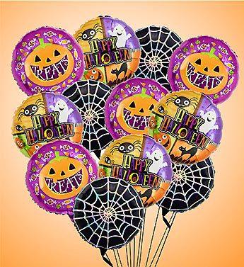 Air-Rangement� - Halloween Mylar Balloons