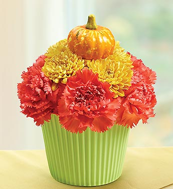 Cupcake in Bloom� - Fall