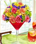 Sangria Bouquet™ Same-Day Local Florist Delivery Shop Now