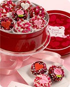 Sweetheart Belgian Chocolate Covered Oreo Tin Shop Now